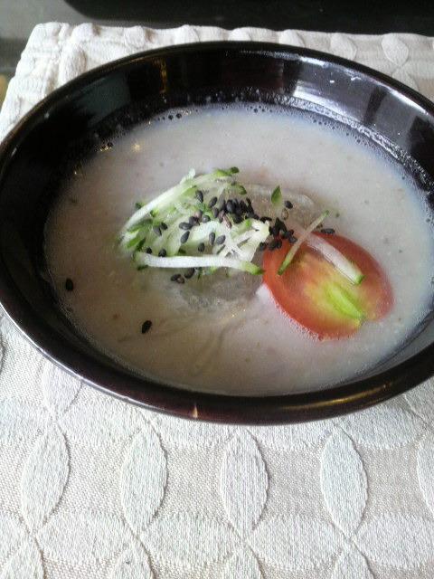 韓国精進料理